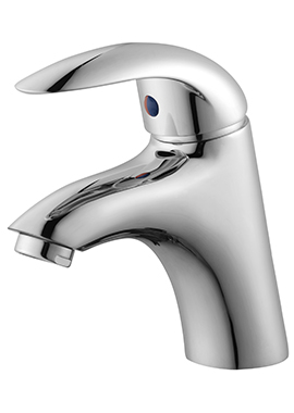 Related Vecta Basin Mixer Tap With Click Waste