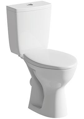 Related Odiss Close Coupled WC Pan With Cistern And Standard Seat