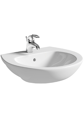 Related Ideal 550mm Semi Recessed Basin