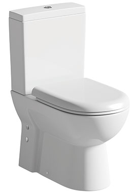 Related Smart Short Projection Close Coupled Pan And Cistern With Seat