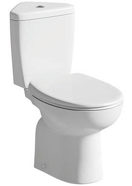 Related Smart Close Coupled Corner Pan And Cistern With Seat