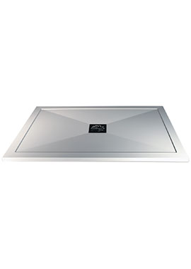 Related Ultraslim Rectangular Shower Tray 1100 x 900mm
