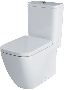 Related Adore Close Coupled WC Pack 650mm