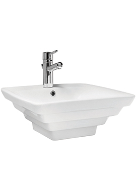 Related Intenso 475mm Square Ridged Basin