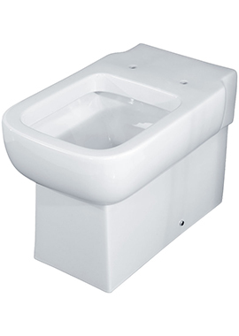 Related Bloom Back-To-Wall WC Pan 560mm With Seat And Cover