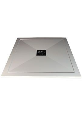 Related Ultraslim Square Shower Tray 800 x 800mm