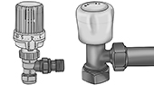 Optional Radiator Valves