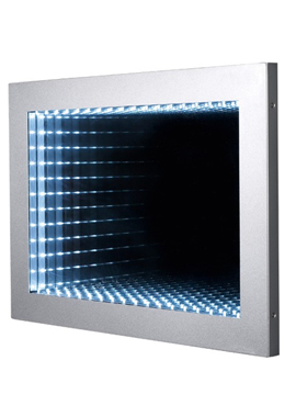 Related Cosmos LED Infinite Bathroom Mirror 700 x 500mm