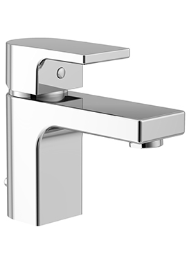 Related Vertix Basin Mixer Tap With Click Waste