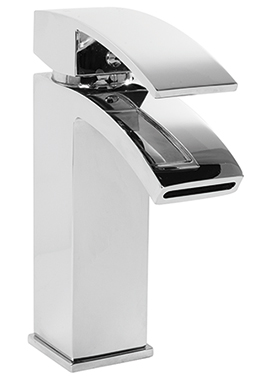 Related Halo Basin Mixer Tap With Waste