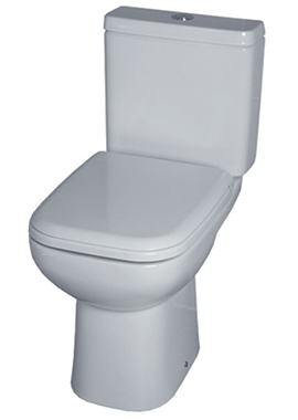 Related Glaze Close Coupled WC Pack 620mm