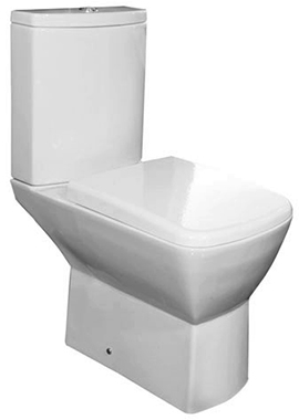 Related Rose Close Coupled WC Pack 650mm