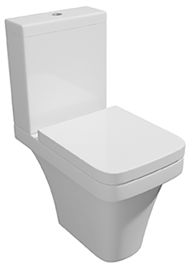 Related Hello Close Coupled WC Pan With Cistern And Soft Close Seat