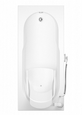 Related Oceania Power Seat Bath 1700 x 750mm