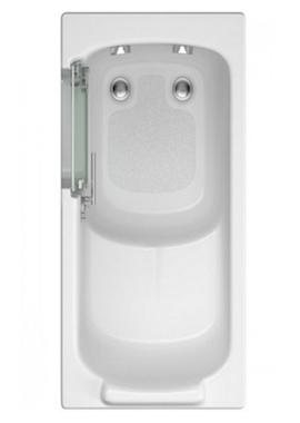 Related Comfort Deep Soak Walk-in Bath 1260 x 650mm