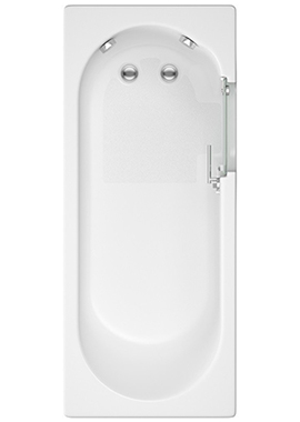 Related Cascade Walk-In Easy Access Bath 1500 x 700mm
