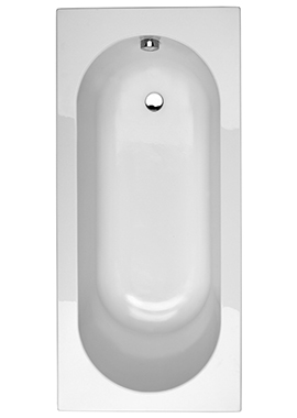 Related Matrix 1600 x 700mm Single Ended Bath