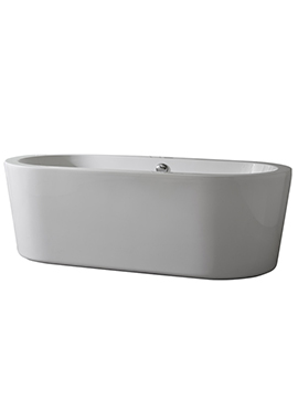 Related Synergie 1700 x 800mm Double Ended Freestanding Bath