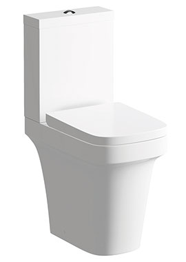 Related Modest Comfort Height Close Coupled WC With Soft Close Seat