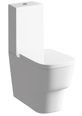 Related Balli Close Coupled Pan And Cistern With Soft Close Seat