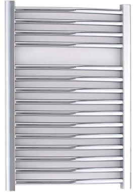Related Curved Chrome Towel Warmer 500 x 690mm
