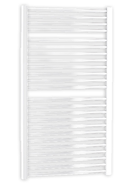 Related Straight White Towel Warmer 600 x 1110mm