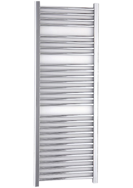 Related Curved Chrome Towel Warmer 500 x 1430mm