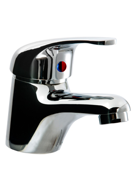 Related Brice Mono Basin Mixer Tap 40mm With Push Waste