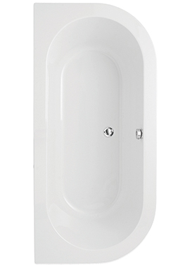 Related Ultimo Luxury Double Ended Bath 1700 x 800mm