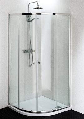 Related Aqva 800mm Quadrant Shower Enclosure