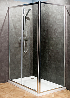 Related Montage 1000mm Sliding Shower Door