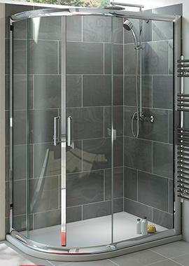 Related Mist 6 Offset Quadrant Shower Enclosure 1200 x 800mm