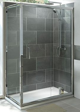 Related Mist 6 Sliding Shower Door 1000mm