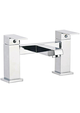 Related Cube Dual Control Bath Filler Tap