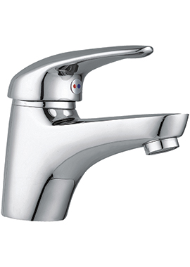 Related Aero Mono Basin Mixer Tap With Pop Up Waste