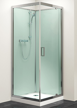 Related Biancca Pivot Door Shower Cabin 800 x 800mm