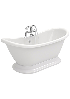 Related Revolution Freestanding Bath 1700 x 720mm