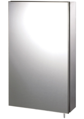 Related EuroShowers Maxi 400 x 670mm Stainless Steel Cabinet