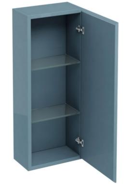 Related Aqua Cabinets Ocean 300mm Single Door Wall Mounted Cupboard