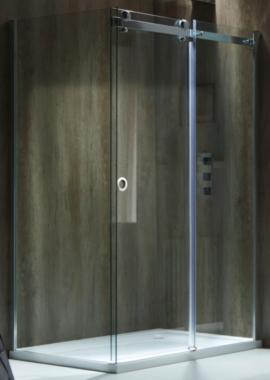 Related Champlain II 8mm Frameless Sliding Shower Door 1400mm