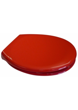 Related EuroShowers PP Opal Soft Close Toilet Seat - Red