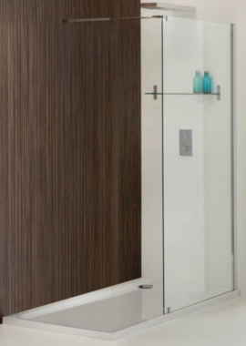 Related Champlain II 8mm Shower Wall Panel 760mm