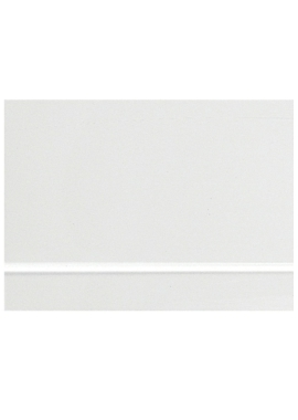 Related Era Plain 750mm End Bath Panel