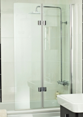 Related Champlain 6mm Dual Folding Bath Screen