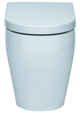 Related Focus 2 Back To Wall WC Pan With Soft Close Seat