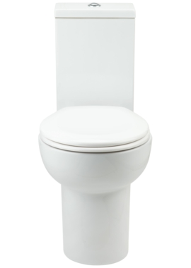 Related Buzzler Close Coupled WC With Soft Close Seat
