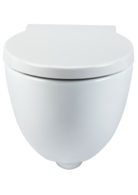 Related Buzzler Wall Hung WC With Soft Close Seat