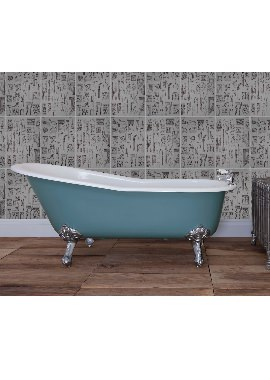 Related JIG Beaulieu Cast Iron Free Standing Bath With Feet 1720 x 740mm