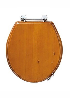 Related Imperial Windsor Oak Toilet Seat With Standard Hinge