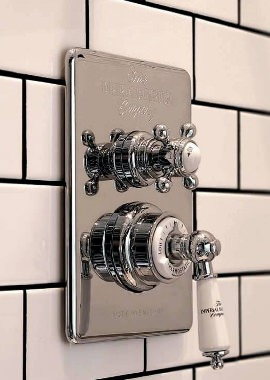 Related Imperial Victorian Concealed Thermostatic Dual Control Valve